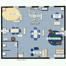 Classroom Layout Template 59 Daycare Floor Plan Montessori Classroom Preschool Room