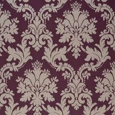 Marvellous Design Damask Wall Paper Wallpaper Uk B Q Next Canada Homebase  Black Gold Grey And