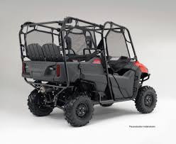2018 honda side by side. fine side 2018 honda pioneer 7004 review  specs side by  utv intended honda side u