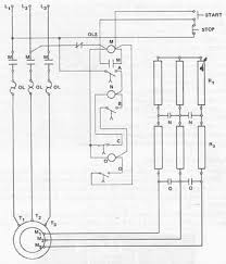 controllers for three phase motors 7 elementary diagram of an automobile controller for a wound rotor induction motor