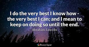 Best Lincoln Quotes Fascinating Abraham Lincoln Quotes BrainyQuote