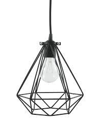 Browsehouse Hanglamp Diamond Cage Zwart Browsehousenl