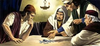 Image result for the betrayal of christ by judas