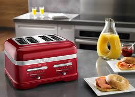 pro line series 4 slice automatic toaster