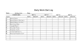 Staff Training Records Template Excel