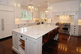 The Most Gorgeous White Kitchen Designs For