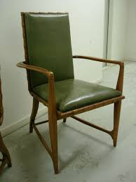 green leather dining chairs  oknwscom