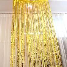 fringe door curtain photo 6 of 6 gold foil fringed door curtain for party decoration x fringe door curtain