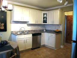 awesome kitchen cabinet painting cost much does