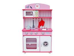 pink medium kitchen