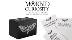 A card game about death. Part trivia, part conversation it offers an  intriguing and