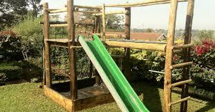 wooden jungle gyms durban cape town joburg south