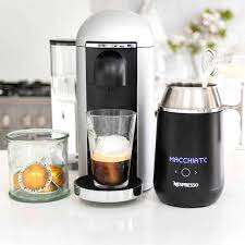 After having one cup of coffee at a friend's home i was sold!! Cool Down With Nespresso Iced Coffee Supergolden Bakes