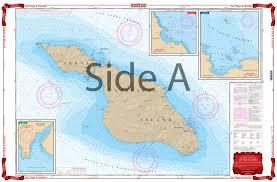 San Diego And Catalina Navigation Chart 51