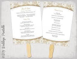 Free Printable Wedding Ceremony Programs Free Printable Wedding Program Templates Word Template Business
