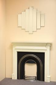 Wyndham Art Deco Tiled Fireplace Insert  Twentieth Century FireplacesArt Deco Fireplace