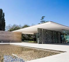 modern architecture buildings. Perfect Buildings Modern Architecture  The Barcelona Pavilion By Mies Van Der Rohe In Architecture Buildings