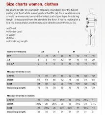 49 Size Chart For Zara Clothing Zara Clothing For Size Chart