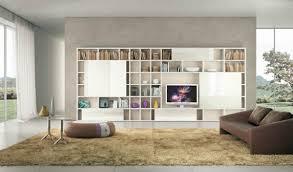 40 Fascinating Modern Living Room Shelves For Any Contemporary Home Adorable Bookshelves Living Room Model