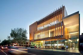 small office building design. Surry Hills Library Building Small Office Design T