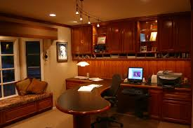 lighting home office. You Spend Considerable Time In Your Office. With Proper Lighting For Home Office, You\u0027ll Be Comfortable Taking More This Space. Office H