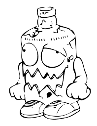 Trash Pack Bashed Bottle Coloring Page H M Coloring Pages