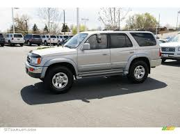 1997 Natural White Toyota 4Runner Limited 4x4 #48520123 Photo #5 ...