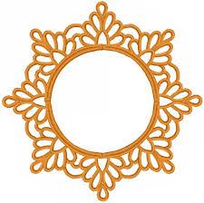 Circle Design Pattern Clip Art Library