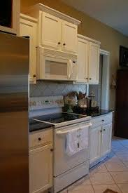 over the stove microwave. Move Cabinet Up To Fit An Over-the-range Microwave. Over The Stove Microwave