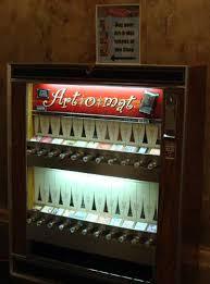 Artomatic Vending Machine Beauteous Artomat Art O Mat Pinterest