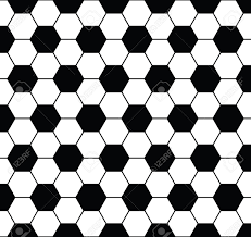 Football Pattern Best Football Seamless Black And White Pattern Background Sport Template