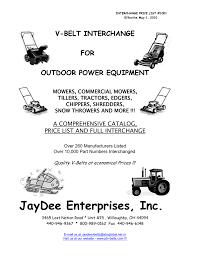 Jaydee Enterprises Inc