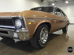 1970 Chevrolet Nova L34 M20 4-spd SS396 350HP