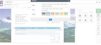 Vtiger 7 Module Designer Vtiger Proposal Document Designer Pdf Maker Electronic