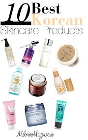 top 10 korean skincare s the korean beauty