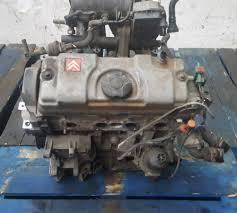 02 05 CITROEN C3 1.4 8V Petrol 75Bhp 5Spd 68K Kfv(Tu3Jp) Engine Ref ...