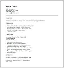 sample law clerk resume best solutions of sample law clerk resume in  example sample real estate