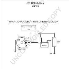prestolite leece neville pleasing alternator wiring diagram ford alternator wiring diagram download at Alternator Connections Diagram
