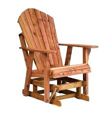 Adirondack Rocking Chair Reclaimed Teak Rocking Chair The Market
