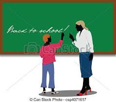 classroom chair back. woman teacher in classroom. back t classroom chair