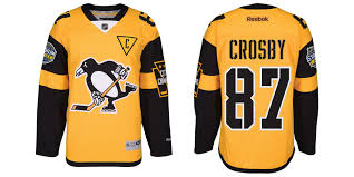 2017 Series Stadium Jersey Penguins