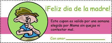 Encuentra poemas, frases, actividades, regalos, historia, mensajes, recetas y más. Feliz Dia De La Madre Cupones