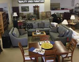 A consignment and resale store with gently used merchandise at