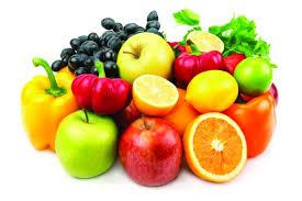 Výsledek obrázku pro ovoce a zelenina