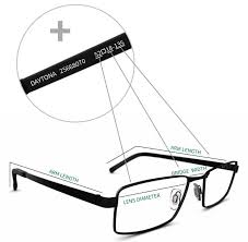 Specs Frame Size Chart Frame Size Guide Specsavers Australia