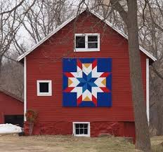 80 best BARN QUILTS images on Pinterest