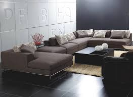 Small Picture Oversized Sectional Sofa Has One Of The Best Design Throughout