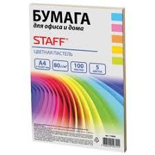 Купить <b>бумага</b> и пленка <b>staff</b> в интернет-магазине на Яндекс ...