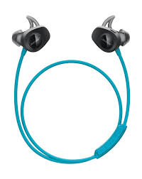 bose in ear wireless. bose soundsport wireless in-ear headphones - blue in ear i
