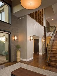 Image of: Contemporary Decorating a Foyer